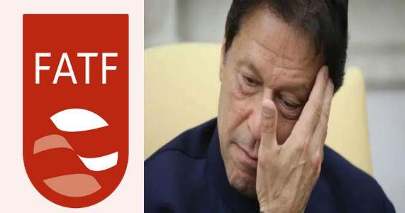 पाकिस्तानला एफएटीएफचा झटका; 'डार्क ग्रे' यादीत समावेश