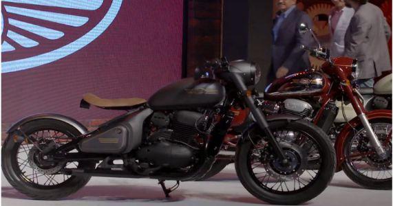 जावा पेराक मोटारसायकलची भारतात एण्ट्री