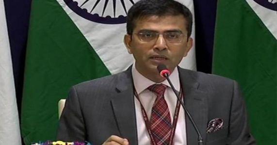 अमेरिकन आंतरराष्ट्रीय धार्मिक स्वतंत्रता आयोगाला भारताचे चोख प्रत्युत्तर