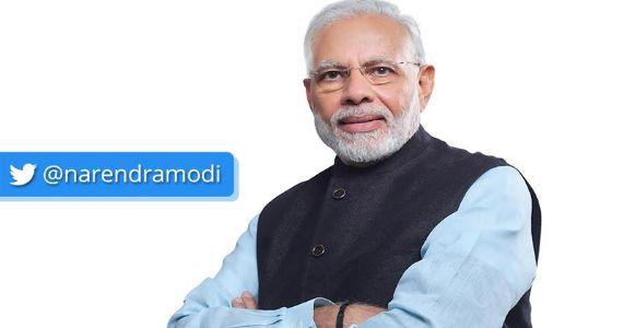 पंतप्रधान नरेंद्र मोदींचे 'हे' ट्विट बनले 'गोल्डन ट्विट'
