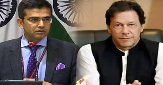भारताची पाकिस्तानला चेतावणी ; भारताच्या अंतर्गत मुद्यांमध्ये बोलू नये