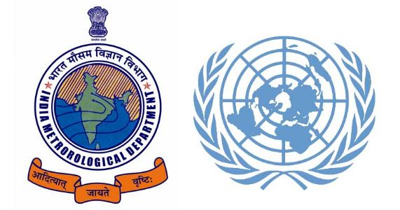 भारताच्या हवामान खात्याचे संयुक्त राष्ट्राकडून कौतुक