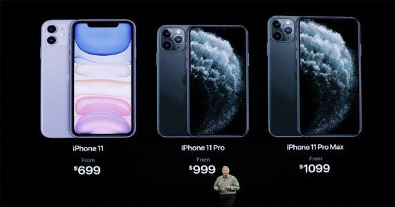 ५० हजार १५३ रुपयांमध्ये मिळणार नवा 'अॅपल ११'