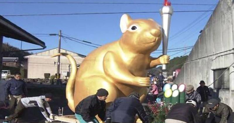 Mice in Japan _1&nb