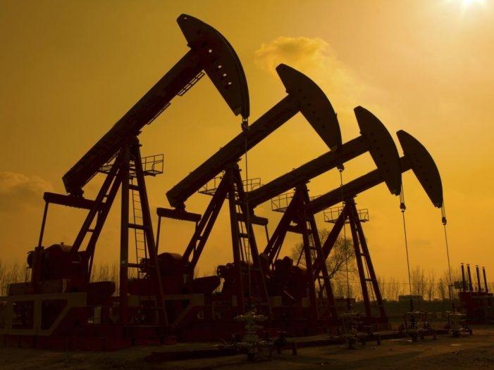 Crude oil _1H