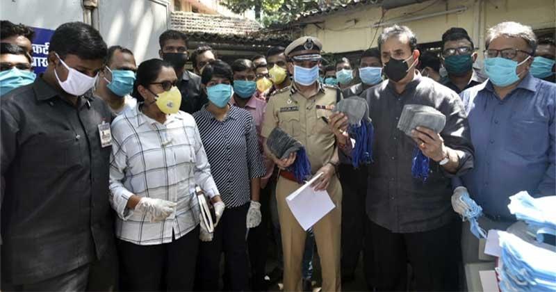 mask mumbai police_1