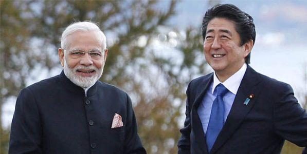 संकटावर मात करण्यात भारत-जपान मोठी भागिदारी