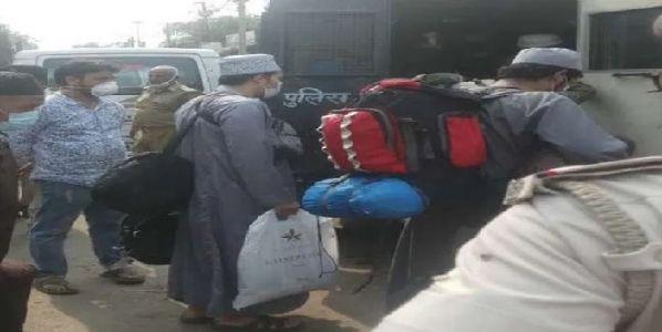 बिहारमध्ये ५७ तबलिघी अटकेत : टुरिस्ट व्हीसावर धर्मप्रचार