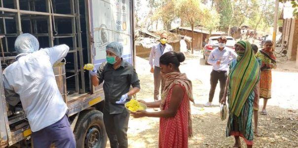 ४ कोटी ४ लाख ९४ हजार गरजूंना जेवण : अक्षयपात्र फाऊंडेशनचे सेवा कार्य