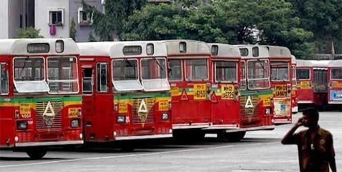 BEST buses strike_1