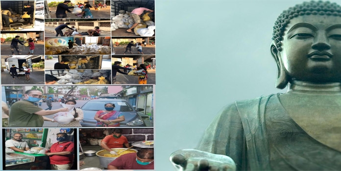 RSS and gautam buddha_1&n