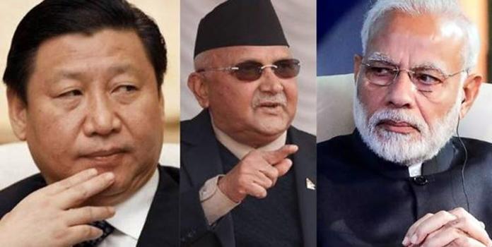 china Nepal India_1