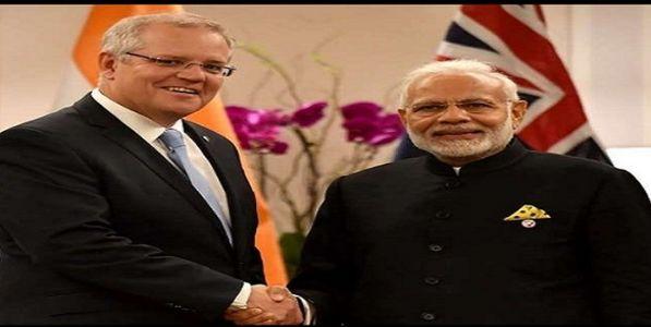 भारत-ऑस्ट्रेलियाचा संयुक्त लगाम