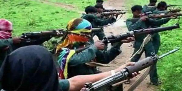 बिहारमध्ये चकमकीत चार नक्षलवाद्यांना कंठस्नान ; मोठा शस्त्रसाठा जप्त