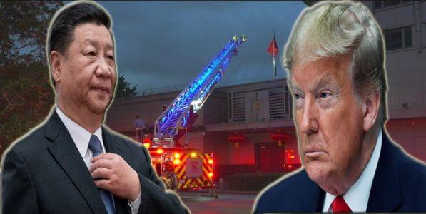 चीननं ७२ तासांत वाणिज्य दूतावास बंद करावा ; अमेरिकेचा आदेश