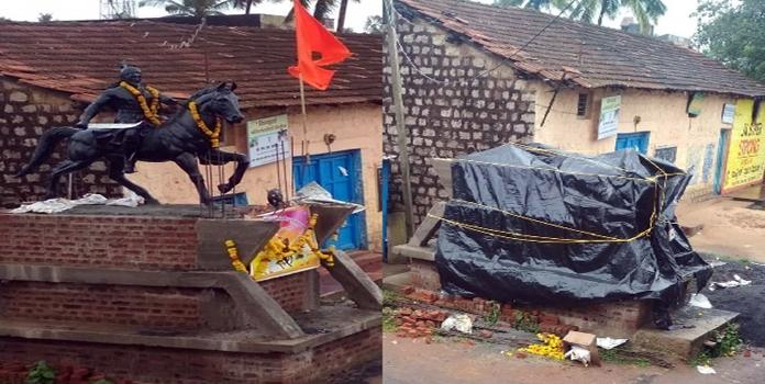 Shivaji Maharaj Statue_1&