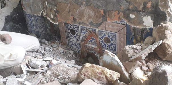 पाकिस्तानात ८० वर्षे जुन्या मंदिरावर हातोडा