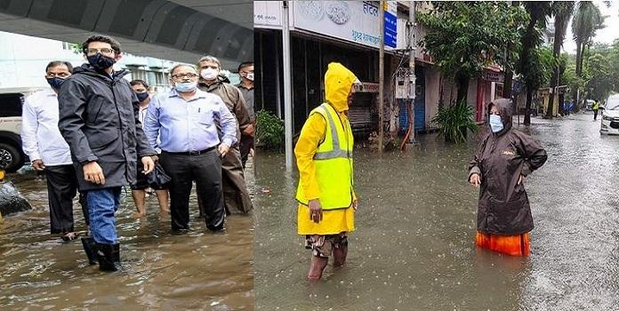 aditya thackeray Left sid