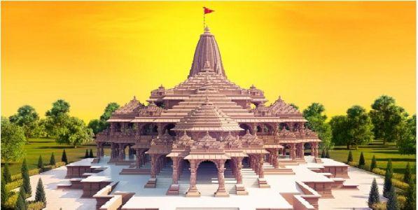 असे दिसेल भव्य राम मंदिर