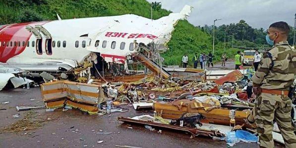 केरळ विमान अपघातातील मृत व्यक्ती कोरोनाग्रस्त!