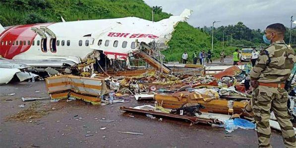 केरळ विमान अपघात : 'डिजिटल फ्लाईट डेटा रेकॉर्डर' हस्तगत