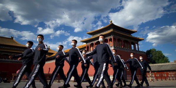चिनी गुप्तहेरांचा सापळा - भाग-१