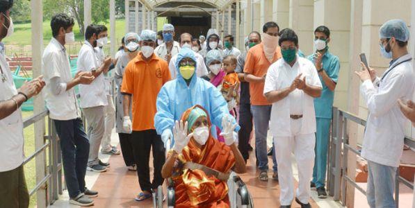 दिलासादायक : भारतात सर्वाधिक 'कोरोनामुक्त'!