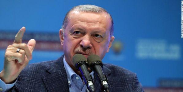 तुर्कीने घोषित केले १० देशातील राजदूतांना 'नॉन पर्सोना ग्रेटा' व्यक्तीमत्व
