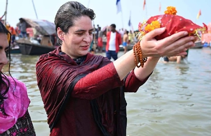 Priyanka Gandhi १११_2&nbs