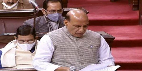 कुठल्याही देशाला एक इंच जमीन घेण्यास परवानगी नाही : संरक्षणमंत्री