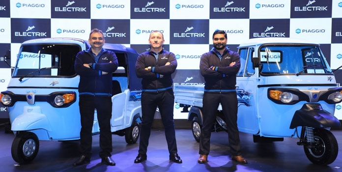 Piaggio Introduces Auto F