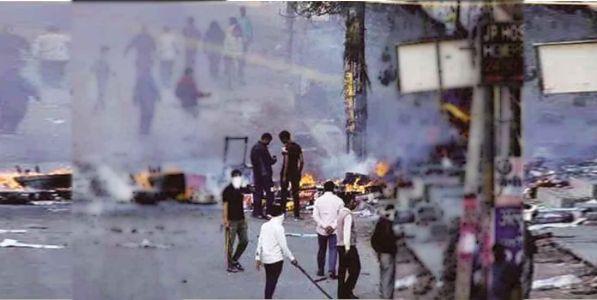 दिल्ली दंगलीची वर्षपूर्ती..