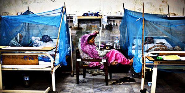 पाकिस्तानची आरोग्य व्यवस्था व्हेंटिलेटरवर