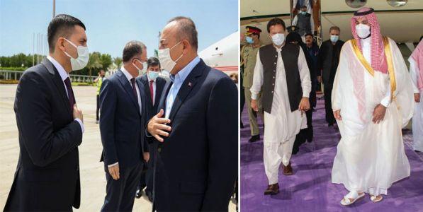 पाकिस्तान आणि तुर्कीचे आखाती मनोमिलन