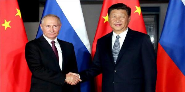रशिया आणि चीनमध्ये न्यूक्लियर करार