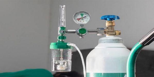 वैद्यकीय ऑक्सिजन द्रवरुपात का ?