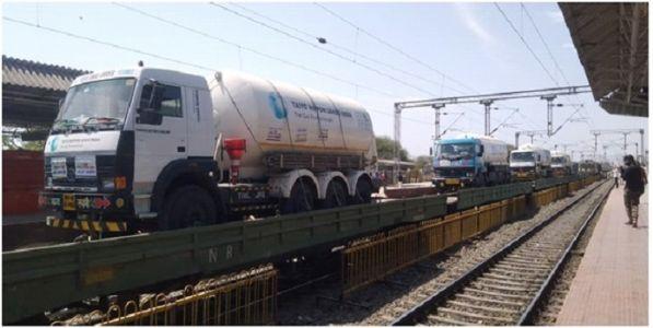 भारताची रेल्वे बांग्लादेशलादेखील पुरविणार ऑक्सिजन