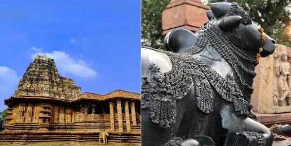 PHOTO :अभिमानास्पद,रामप्पा मंदिराचा जागतिक वारसास्थळात समावेश