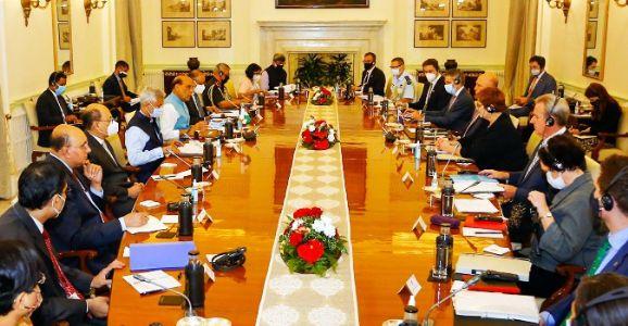 भारत – ऑस्ट्रेलियादरम्यान अफगाणिस्तानवर चर्चा; प्रथमच '२+२' मंत्रिस्तरीय चर्चेचे आयोजन