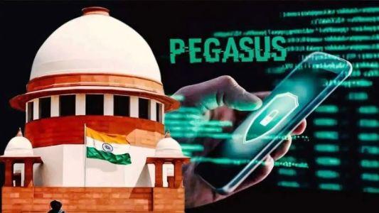 'पेगॅसस'प्रकरणी सर्वोच्च न्यायालयाचा आदेश राखीव; राष्ट्रीय सुरक्षेचा दाखला देत प्रतिज्ञापत्र सादर करण्यास केंद्र सरकारचा नकार
