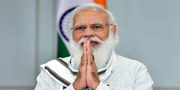 सक्षम नेतृत्व : पंतप्रधान नरेंद्र मोदी