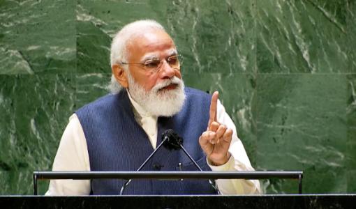 अफगाणिस्तानच्या भूमीचा वापर दहशतवादासाठी होऊ नये – पंतप्रधान नरेंद्र मोदी